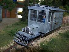 ON30 .RAIL TRUCK CONVERSION KIT, M.O.W  CAB ,FITS BACHMANN RAIL TRUCK
