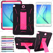 Hybrid Case Rugged Stand Shockproof Hard Cover for Samsung Galaxy Tablets