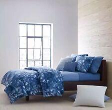 NIP Calvin Klein Kensington Ice Floral King Duvet Cover Shams Coverlet Set Deco
