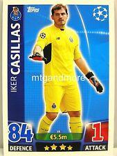 Match Attax 2015/16 Champions League - FC Porto - Karte aussuchen