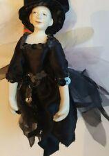 """Wayne Kleski Witch Fairy Doll 7"""""""