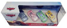 Mattel Disney Pixar Cars Fireball Beach 4er Set Rennautos Lightning McQueen NEU