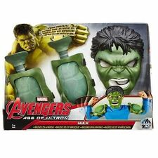 Avengers Hulk Muscles & Mask Age of Ultron Gamma Power Play Gift Kids Fun Party