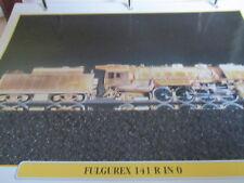 Les chemins de fer 16 FULGUREX 141r en 0