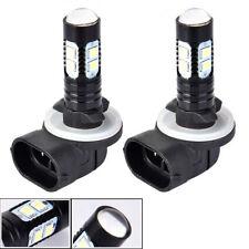 2Pcs 2*50W 10* Led Fog Driving Lights Drl Bulb 881 862 884 885 Cool White 6500K(Fits: Neon)