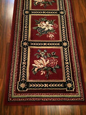 """Shaw Rugs Opulance Collection 2' 3"""" x 7' 8"""" Area Rugs Runner Floral"""