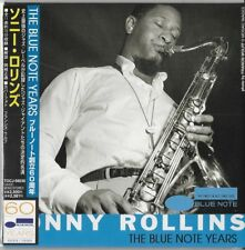 Sonny Rollins – The Blue Note Years (60 Years BN Anniversary) JAPAN MINI LP CD