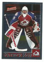 1995-96 Bowman Foil #15 Patrick Roy Colorado Avalanche