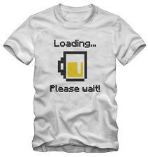 T-shirt /Maglietta Beer Loading   Kraz Shop