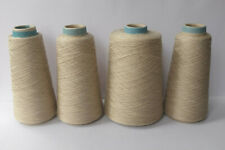 Sesia Linen Cotton Knitting Yarn Natural