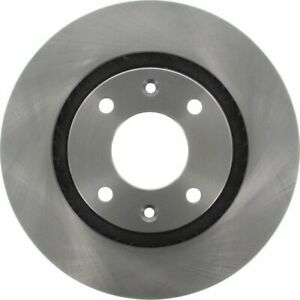 TRW Brake Rotor Front DF4184S fits Peugeot 207 SW 1.6 HDi (66kw)
