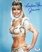 Barbara Eden Signed I Dream of Jeannie Autographed 8x10 Photo PSA/DNA #W62693