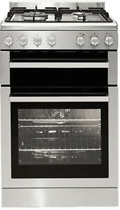 🔥 Euromaid 54cm Gas Oven Freestanding Cooker - FSG54S Brand New 2 Years War.🔥