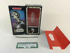 "custom Star wars 12"" death star droid and mouse droid box + inserts"