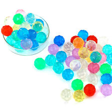 10pcs Kids Diamond Jet Bouncy Balls Birthday Party Loot Bag Fillers Toys Gifts