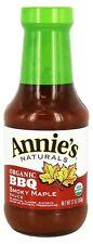 Annie's - Organic BBQ Sauce Smoky Maple - 12 oz.