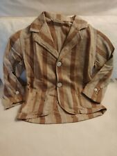 Vintage Striped Child's Sports Coat