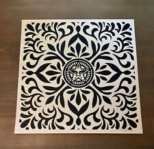 Shepard Fairey Obey Giant JAPANESE PATTERN Signed Numbered Screen Print 53/100