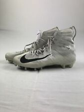 Nike Vapor Untouchable 3 Elite - White/Black Cleats (Men's 14) - Used