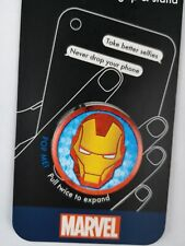 Popsockets Iron Man Phone Grip & Stand Marvel Comics Popsocket New