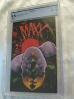 Rare Book! The Maxx #1 CBCS 9.6 (not CGC) 1st issue of FULL title!