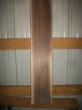 """1 Pc Walnut Lumber Wood Kiln Dried Board 46 7/16""""X 9""""X 13/16"""" Lot 54X Clear Flat"""