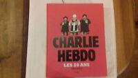 CHARLIE HEBDO LES 20 ANS 1992/2012 édit. les échappés 10. 2012(finR12)