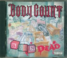 Body Count/ Ice T - Born Dead Cd Perfetto