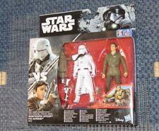 Snowtrooper Officer Poe Dameron B8612 Star Wars Hasbro Figur