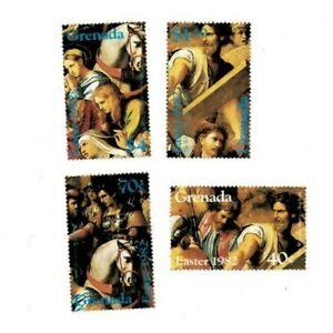 Grenada - 1982 - Easter - Set Of 4 Stamps - MNH