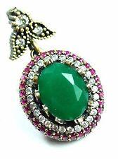 Handmade Fine Gemstone Pendant