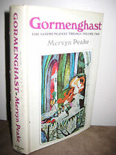 GORMENGHAST Mervyn Peake VOLUME 2 ~ 1st Revised & Illustrated Edition CLASSIC