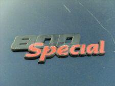 vw transporter T4 800 special rear badge