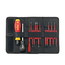 Wiha 18pc SlimVario SlimTorque Torque Driver Screwdriver Set 1000V VDE Insulated