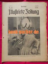 BERLINER ILLUSTRIRTE ZEITUNG 1923 Nr. 19: Starke Männer
