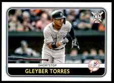 2020 Topps Big League Gleyber Torres #92
