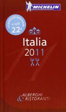 Michelin Guide Italia 2011 2011: Hotels und Restaurants (Michelin Guides),Miche