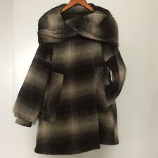 Zara winter  coat wool, gray. size small