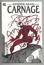 SPIDERMAN CARNAGE TP (INTRODUCTION TO CLETUS KASADY) TP BAGLEY Venom 1993 NM