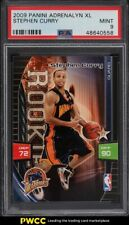 2009 Panini Adrenalyn XL Stephen Curry ROOKIE RC PSA 9 MINT