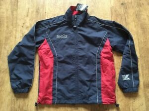 Kooga RUGBY  Club suit Jacket SMALL MENS Rugby