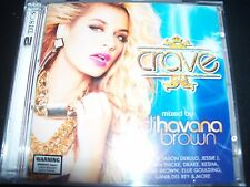 Crave Volume / Vol 8 Mixed By DJ Havana Brown 2 CD – New
