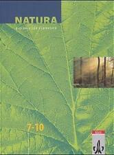 Deutsche Schulbücher mit Biologie-Thema im Lehrbuch-Format