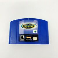 Tony Hawk's Pro Skater 1 Nintendo 64 N64  Tested Working Genuine Authentic