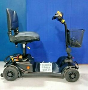 Lightweight Mobility Scooter powerchair Wheelchair separates to fit in car boot