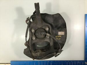 09-16 Hyundai Genesis Coupe Front Left Spindle Knuckle E