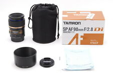 [Unused in Box] Tamron SP AF Di 90mm f/2.8 Macro 272EP for Pentax from Japan
