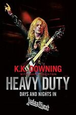 Resistente: Days And Nights In Judas Priest por K. K. Downing