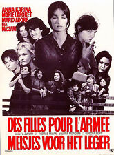 LE SOLDATESSE (1965) (The Camp Followers)  * with switchable English subtitles *