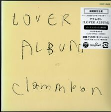 CLAMMBON-LOVER ALBUM-JAPAN MINI LP CD BONUS TRACK Ltd/Ed C94
